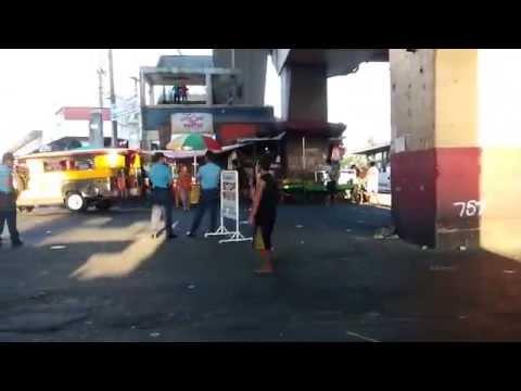 Manila city center
