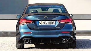 Nowy Mercedes-AMG A35 Sedan, nowe Megane RS Trophy-R, Portofino Novitec #188 NaPoboczu