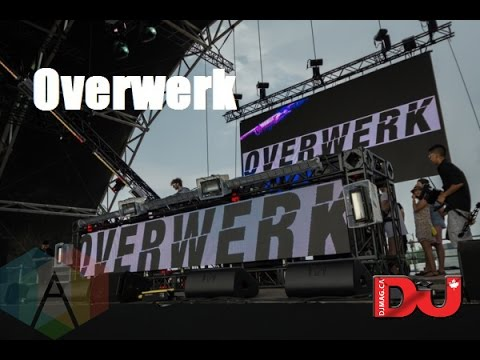 Overwerk at VELD Music Festival 2014