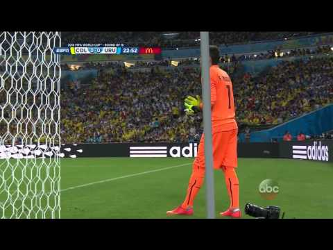 Colombia Uruguay 2014 World Cup Full Game