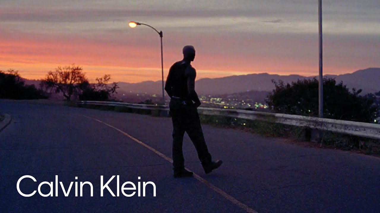 Artist Moses Sumney Takes Note of the Surroundings | The Language of Calvin Klein #mycalvins