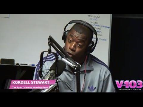 RHOA Kordell Stewart  breaks his silence on GAY allegations made by Porsha