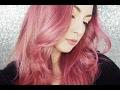 Růžové vlasy! - Barvíci maska na vlasy Maria Nila | TMT