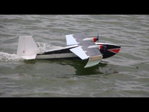 RC Seaplane Orca