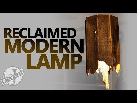"""DEAD EDGE"" LAMP - a Decent project"
