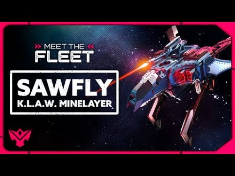 Sawfly K.L.A.W. Minelayer