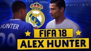 ALEX HUNTER GERİ DÖNÜYOR ! | FIFA 18 YOLCULUK SEZON 2