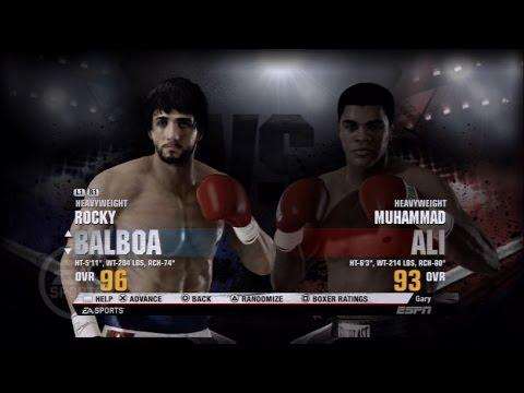 meerdere kleuren voorbeeld van groothandelsprijs My Fight Night Champion Created Boxers Roster in HD