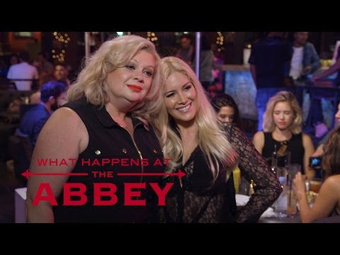 """Heidi Montag Is a Regular at """"The Abbey"""" 