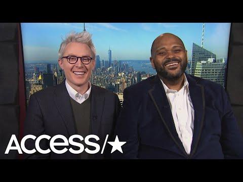 'American Idol's' Clay Aiken & Ruben Studdard Reunite For Their Broadway Christmas Show! | Access