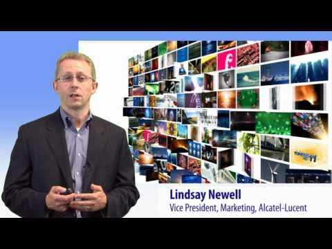Alcatel-Lucent -- On-Net Content Delivery Networks