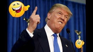 From youtube.com: Crazy Donald John Trump is the 45th and current President of the United States, From Images