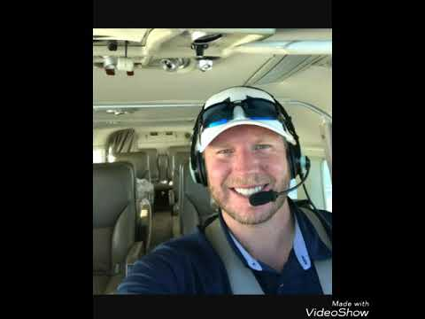 Roy Halladay  ( video from plane crash) ( exclusive interview)