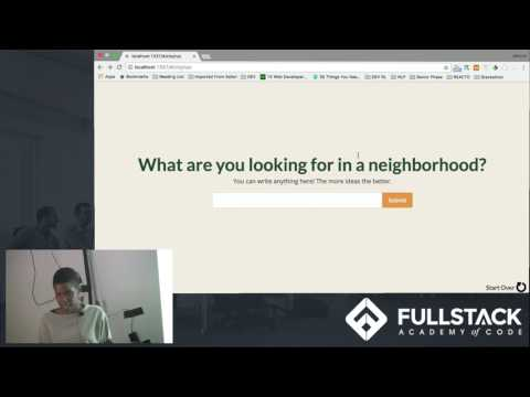 Stackathon Presentation: The Block