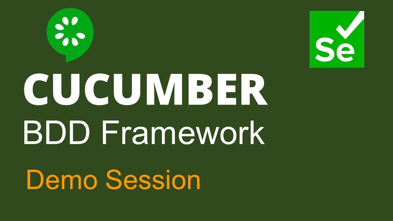 Download Selenium with Java using Cucumber Demo | Setup Cucumber in Eclipse & IntelliJ IDE