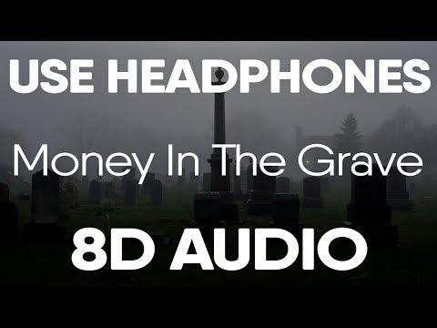 Drake - Money In The Grave ft. Rick Ross (8D AUDIO)