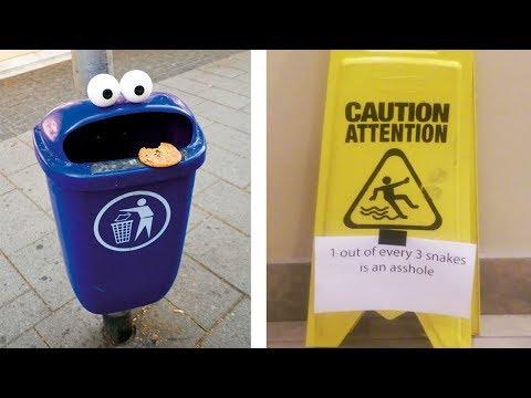Random Acts Of Genius Vandalism