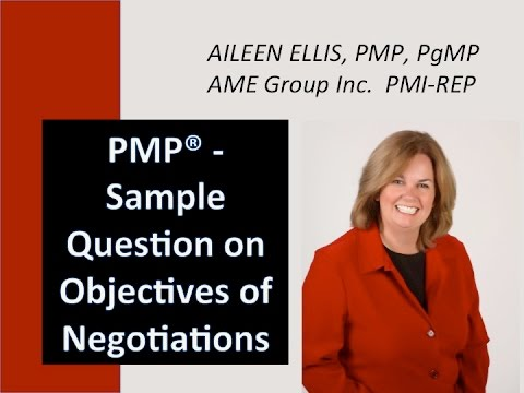 PMP® Exam -Product Life Cycle with Aileen Ellis, PMP, PgMP ...