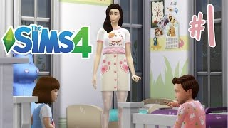 7 TODDLER CHALLENGE - The Sims 4 Türkçe #1