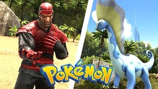 insane prehistoric dinosaur pokemon ark pokemon