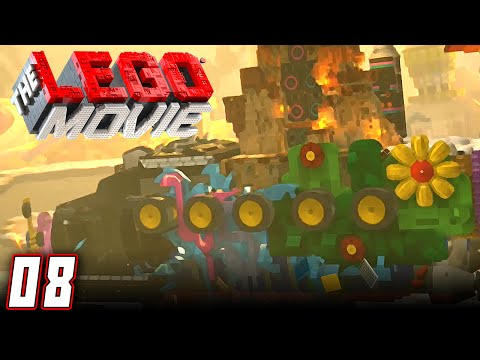 "THE LEGO MOVIE VIDEOGAME Gameplay Part 8 - ""EPIC LEGO SUBMARINE!!!"" (PC, Xbox One, PS4)"