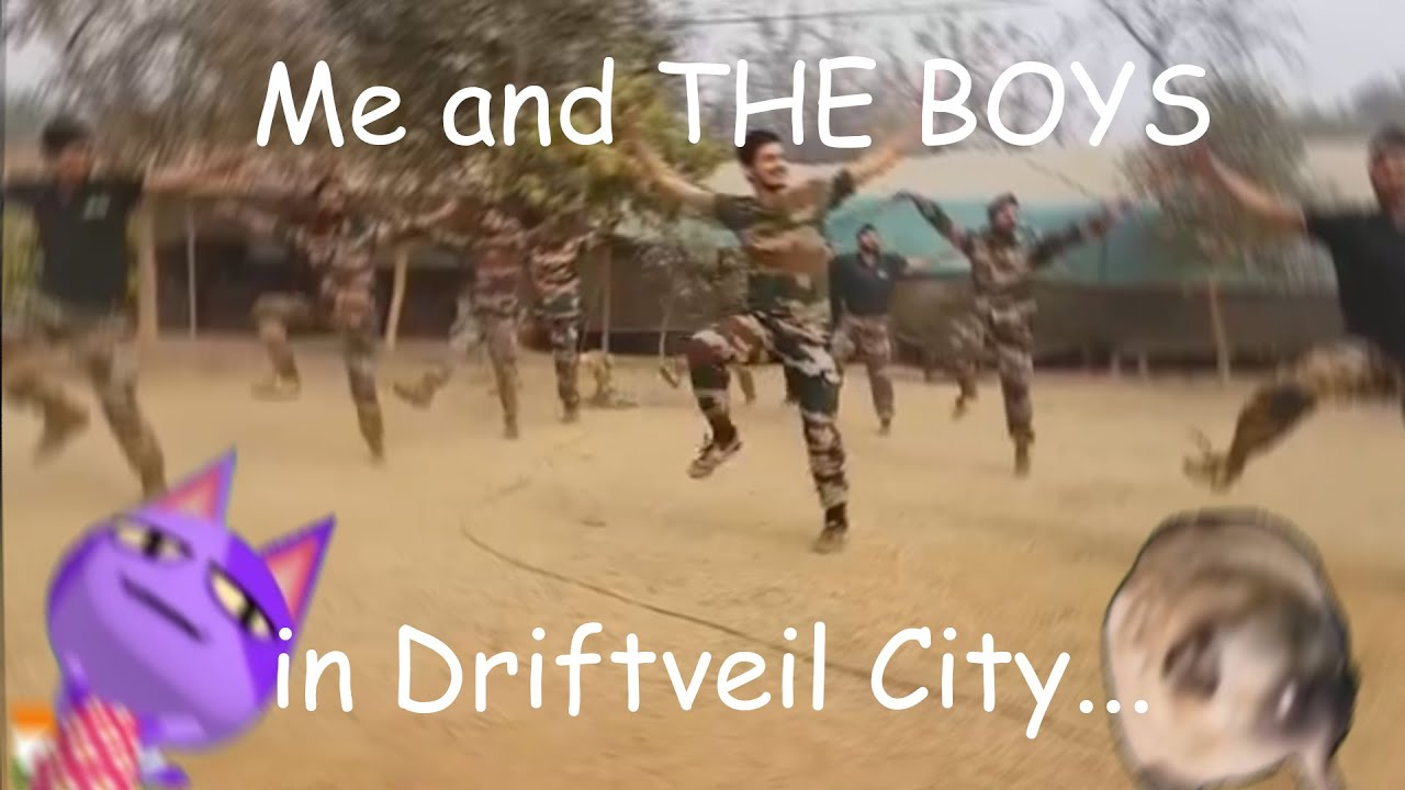 Me And The Boys In Driftveil City Youtube Submitted 1 year ago * by fiahrose. youtube