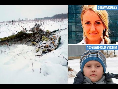 Russian jet exploded killing 71 as pics show young victims - 247 News