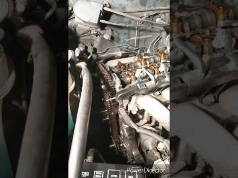 Toyota Corrolla 1 8l timing chain break down part 1 by Matt Shaughnessy