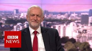 Jeremy Corbyn (FULL) interview on Andrew Marr (11/06/17) - BBC News thumbnail