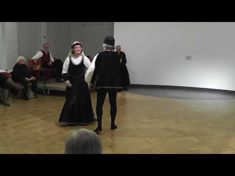 A Study Day hosted by the Early Dance Circle and The Lute Society Part 1