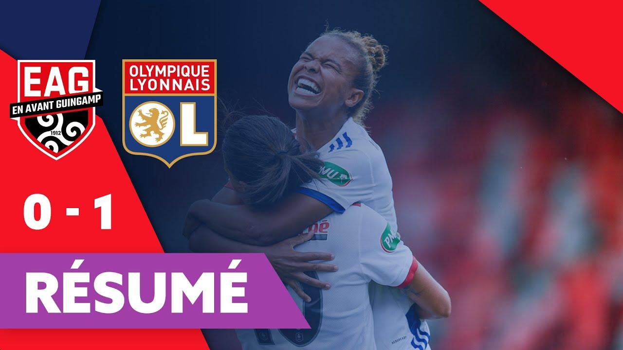 Résumé Guingamp-OL   Coupe de France   Olympique Lyonnais