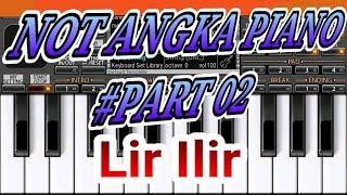 Not Angka Lir Ilir