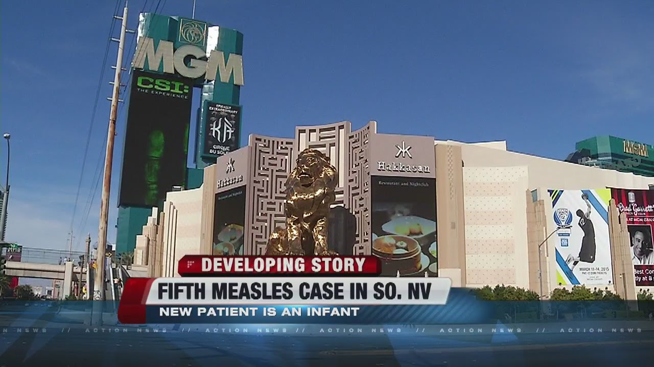 Measles case confirmed in New Orleans, health officials say