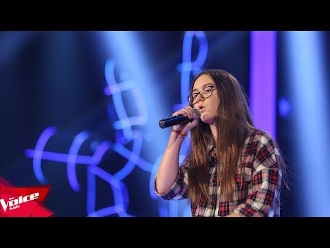Klea – Unconditionally | Audicionet e Fshehura | The Voice Kids Albania 2018