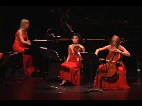 Tango Evolution - Trio#1, Opus 35 J Turina Eroica Trio