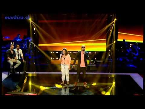 Hlas Česko Slovenska - Blanka Janečková a Martin Svátek - John Legend - Wake Up Everybody