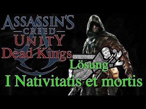 Assassins Creed Dead Kings ★ I Nativitatis et mortis ★ Sugers Erbe ★ Glyphen Rätsel Lösung