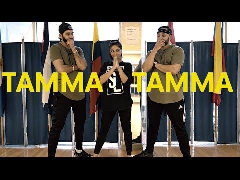 Tamma Tamma Dance Choreography | Bollywood Hip Hop Beginner Class Calgary