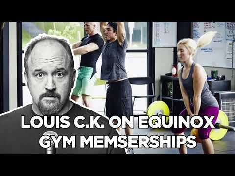 Louis CK On Equinox Gym Memberships