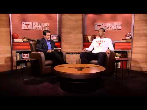 """Holmes featured on """"Longhorn Weekly with Rick Barnes"""" [Dec. 18, 2014]"""