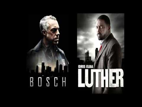 Caught A Ghost - Can't Let Go - BOSCH Theme  ,  Massive Attack- Paradise Circus LUTHER Theme