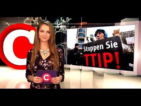 COMPACT-TV: TTIP: Merkels Maulkorb-Erlass – Redeverbot zum Freihandel mit USA (TTIP)