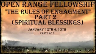 Rules of Engagement: Spiritual Blessings