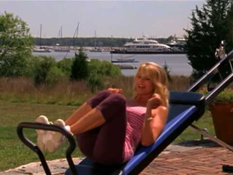 Christie Brinkley's Five Favorite Total Gym Exercises - YouTube