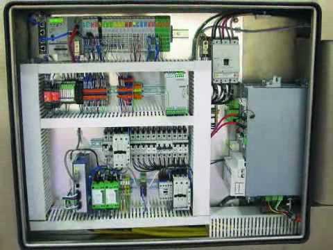 Rexroth Servo Driven Platform Cuts Control Cabinet Space