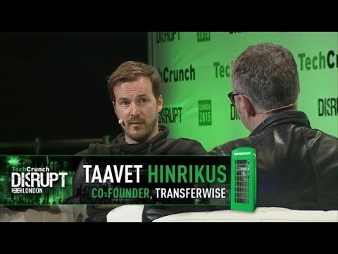 Founder Stories with Taavet Hinrikus (Transferwise)