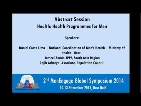 Abstract Session - Health: Health Programmes for Men