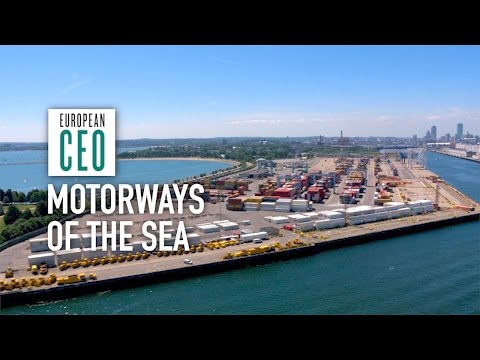 Grimaldi: Motorways of the Sea will cut invisible costs of transport | European CEO