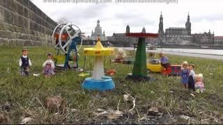 DDR Spielzeug Der Rummel Made in GDR
