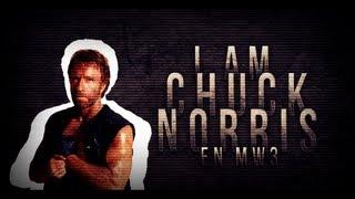 Chuck Norris en Mw3